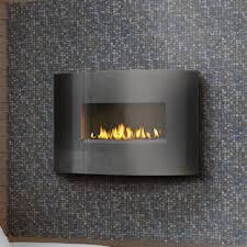 napoleon plazmafire 24 inch wall mount vent free propane gas fireplace w electronic ignition