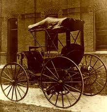 Who Made The First Car 1896 Duryea