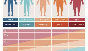 Bmi Chart Obesity Range Easybusinessfinance Net