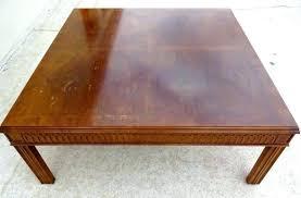 henredon end table coffee table vintage coffee table coffee table henredon artifacts coffee table