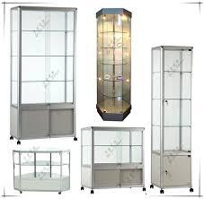 living room glass display cabinets glass display cabinets for living room in india