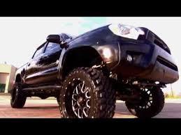 2015 TOYOTA TACOMA Lifted Texas Edition SR5 4X4