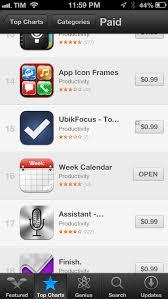 Rip Charts App