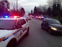 Report Reveals Chaotic Scene At Police Shooting Outside