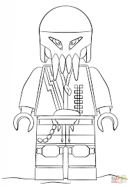 Small Picture Coloring Pages Lego Space Police Coloring Page Free Printable