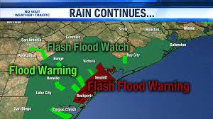 NEW: Flash Flood Watch