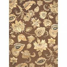 home decorators collection tiara brown 5 ft 2 in x 7 ft 6 in with lovable