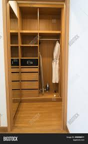 Hotel Room Wardrobe Design Dressing Room Hanging Image Photo Free Trial Bigstock