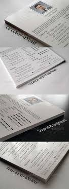 155 Premium Cv Resume Templates In Indd Eps Psd Xdesigns
