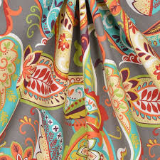 curtain panels paisley multi color curtain panels pair 50 wide by 63 84 90 96 108 on 130 00 house 50th valance and window