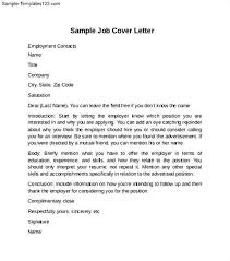 Bunch Ideas Of Cover Letter Sample Don T Know Name Resume Cover