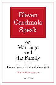 eleven cardinals speak on marriage and the family paperback zoom