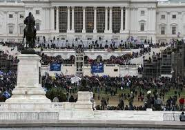FAST THINKING: How the Capitol riot was coordinated online - Atlantic Council