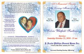 Death Obituary Sample Template