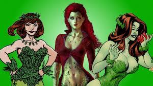 Poison Ivy Designs Top 5 Best Poison Ivy Costumes Designs