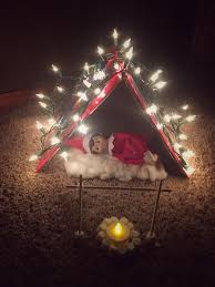 Your Camping Buddy Has An Idea For A Light Elf On The Shelf Christmas Camp Out Awesome Elf On The