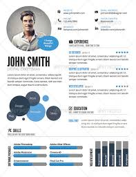 InfoGraphic Style Resume Template - Resumes Stationery   01_infographic_resume_prev.jpg ...