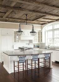 cottage kitchen lighting. cottage kitchen lighting style navy stripe stools double pendant light barnwood reclaimedwood l