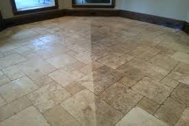 that is more rustic but filled usually have wider grout lines and convey the traditional look of a natural stone how to polish travertine floors cost