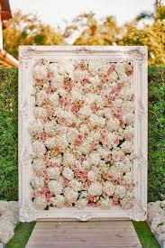 wedding backdrop flower decoration fresh 17 migliori idee su flower wall wedding su of wedding