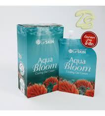 Легкий <b>охлаждающий крем</b>-гель для лица Aqua Bloom от Le' Skin ...