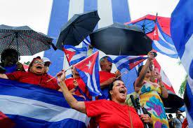 social media, calls grow against Cuban ...
