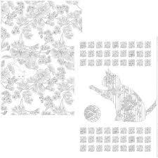 メール便発送可 塗り絵セレクション プレミアムぬりえ 撫松庵 ショウワノート 290422001