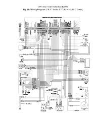 wiring digram for a 1991 suburban 454 tbi a 4l80e trans engine diagram