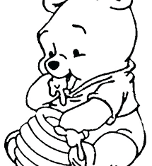 Free Printable Coloring Pages Of Baby Disney Characters