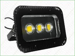 lighting portfolio 3 light black 0 5 watt led landscape flood light kit 300w led