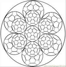 Small Picture Kaleidoscope Coloring Pages free printable coloring page