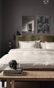 cozy blue black bedroom bedroom. Cozy Blue Black Bedroom Luxury Stylish And Home With Dark Walls Via Coco Lapine Design