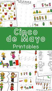 Cinco de Mayo Printable Pack - Fun with ...