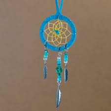 Where To Buy Dream Catchers In Toronto Canadian Native Dream Catcher Sky Blue 7