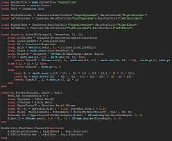 Features include support for debugging, syntax highlighting, intelligent code completion, snippets, code refactoring, and embedded git. How Do You Code Ik Motor6d Based Scripting Support Devforum Roblox