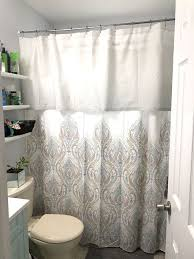 high end bathroom shower curtains. shower curtain valance, bathroom ideas, home decor, window treatments high end curtains