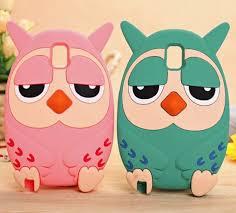 samsung galaxy s5 3d cases. lovely korea cartoon 3d owl soft case for samsung galaxy s5 s4 s6 / note 3 4 3d cases s