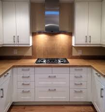Kitchen Cabinets Victoria Bc White Cabinets Have A Big Impact On This Dean Park Kitchen Ikan