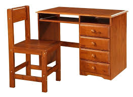 dark wooden desk solid dark oak finish students desk with chair dream rooms inside student wooden