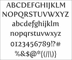 無料で商用利用も可能な印象的な英字フォントいろいろ Gigazine