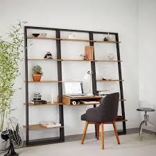 office desk shelf. Ladder Shelf Storage Desk Office O
