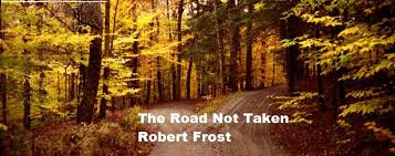 the road not taken by robert frost simeonpangsingwan the road not taken by robert frost