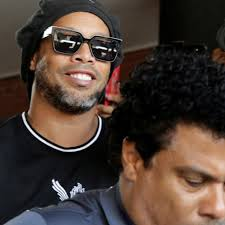 Football star Ronaldinho to be freed from Paraguyan jail