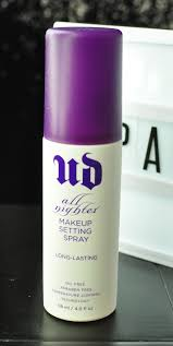 makeup ideas urban decay all nighter long lasting makeup setting spray urban decay