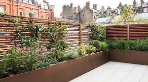 roof planters 60 water street planters brilliant ideas of trellis planter garden screen