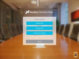screenshot directors desk