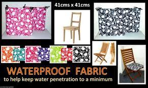 plastic garden seat covers designs