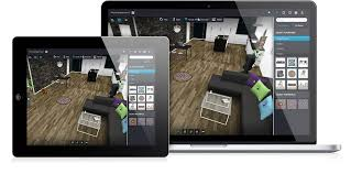 Create complete design settings with award winning 3D Room Planner