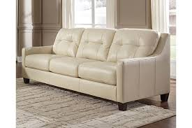 ashley leather living room furniture. O\u0027Kean Sofa, Galaxy, Large Ashley Leather Living Room Furniture N