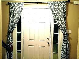 door sidelight panel g6620 sidelight curtain rods door sidelight curtains side window front panels curtain rods sidelight door panels bunnings